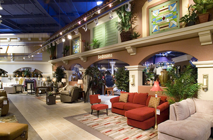 Living Spaces Furniture-San Leandro, CA-TI