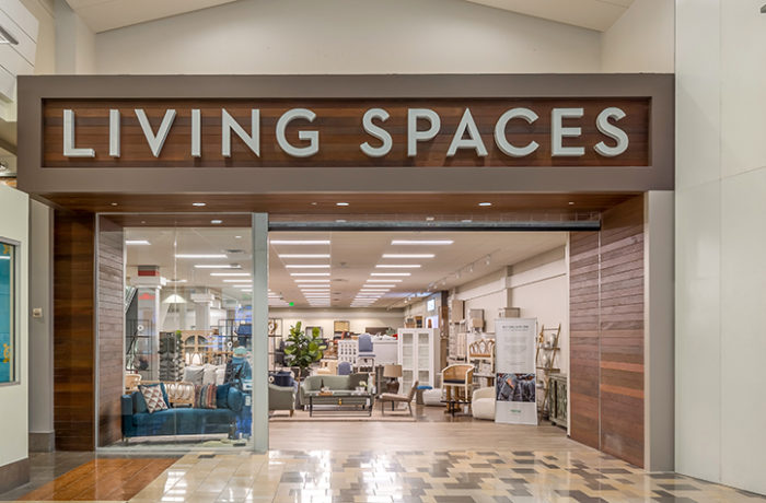 Living Spaces Furniture-Summerlin
