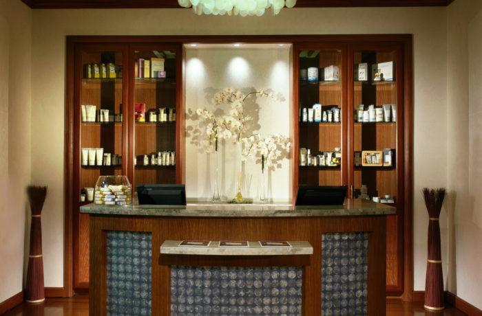 Ritz Carlton Ballroom & Spa Remodel